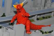 Ultra-Act Reionix Burst Gomora