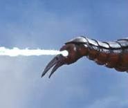 Satan Mora Energy Beams