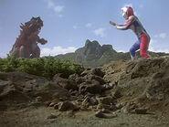 Neosaurus vs. Ultraman Dyna