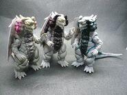 Silvergon & Clone Silvergon toys