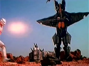 Powered Zetton Power Bomb
