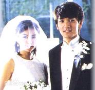 Rena and Daigo wedding