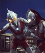 Alien zarab Imit v ultraman