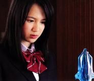 Misuzu with light spark