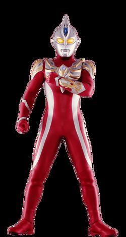 Ultraman Max info