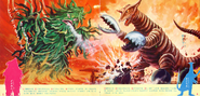 Jack and Kaiju picture book I