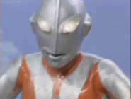 Ultraman's Type A first apperance in ep 1