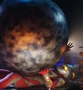 Madeus v Ultraman Max