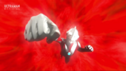 Ultraman's rise in Ultraman Mebius and the Ultra Brothers