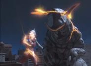 Eleking (Ultraman Max) Electric Shock Surge