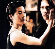 Kyoko and Hiroya