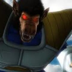 Great Ape Vegeta