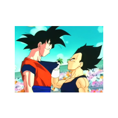 See Kakarot this is why Tien sucks.... HELP ME!!! She is your disgusting wife!