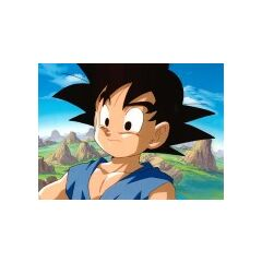 Yeah and your a nerd too Gohan
