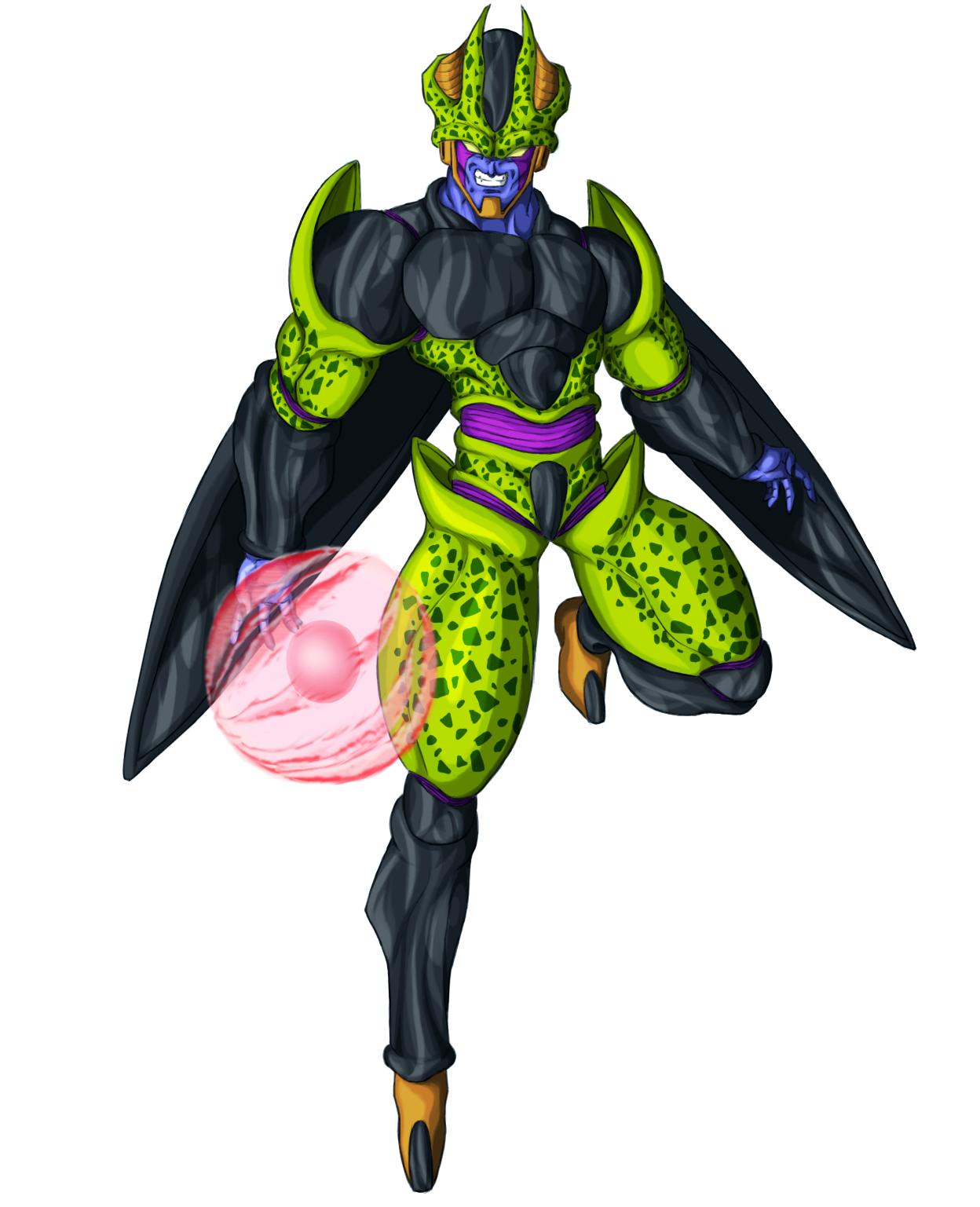 Ultra cell ultra dragon ball wiki fandom powered by wikia - Super cell dbz ...
