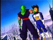 Piccolo and Vegeta