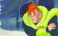 Android16Injured