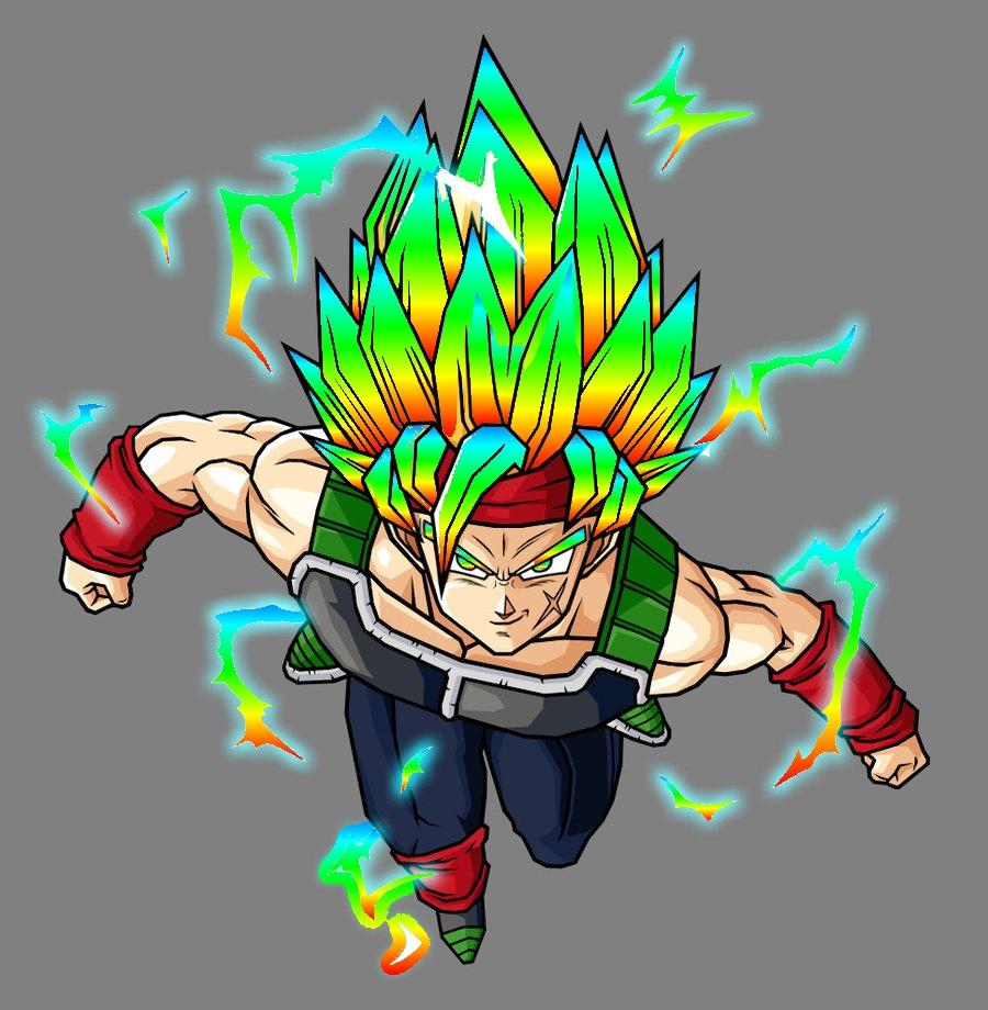 Super Saiyan 2 Bardock By BlazeFireXXXX jpg   Ultra Dragon Ball