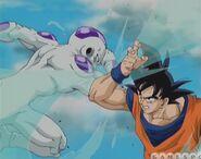 Goku Frieza Budokai 3 opening