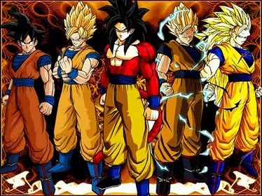 Goku Super Saiyan 10000000000000000000000000000000000000000000000000000000000 Goku  Base SSJ SSJ2 SSJ3 SSJ4