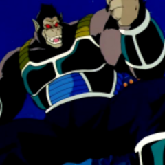 Borogos in his Great Ape Form