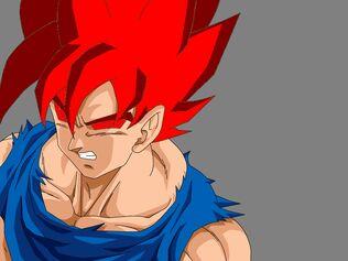 Lava Goku