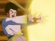 Goten Attacks Zaiko