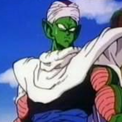 Piccolo prepares for the arrival of the Saiyans
