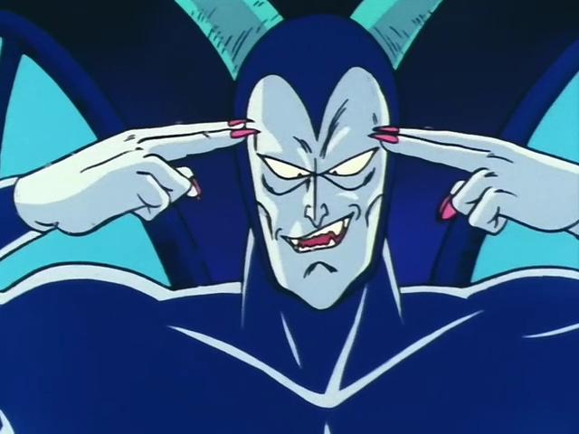 Spike the Devil Man | Ultra Dragon Ball Wiki | FANDOM ...