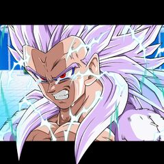 Silver Saiyan Reppes (angry)