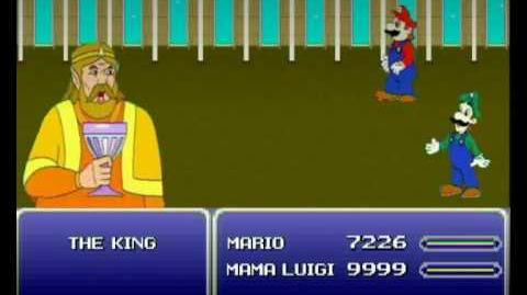 Youtube Poop Final Fantasy Parody - Final Spaghetti