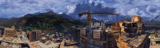 The Highrise Panorama