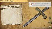 Marcos de Nixza's Dagger (2)