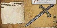 Friar Marcos de Niza's Dagger