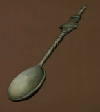 Bronze Altar Spoon