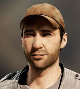 Jeff Uncharted 2 render