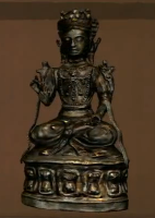 File:Gilt Tara Statue.PNG