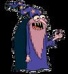 Transparent Evil Wizard