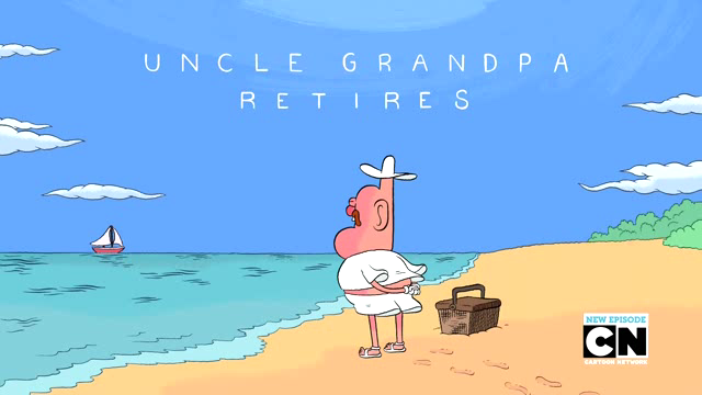 Uncle Grandpa Good Morning Meme : Uncle grandpa retires wiki fandom