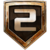 Icon battle rank 2
