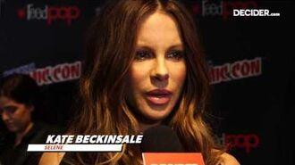 'Underworld Blood Wars' Interview New York Comic Con 2016