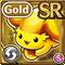 Gear-Big Gold Limimin Icon