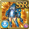 Gear-Azure Battle Dress Icon