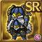 Gear-Blue Esteemed Samurai Icon