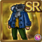 Gear-Blue Winter Outfit Icon