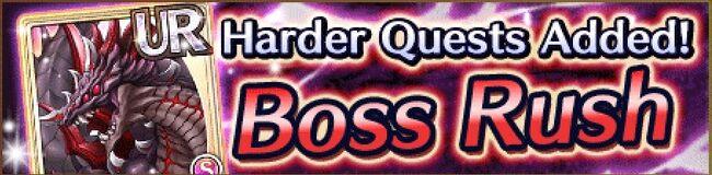 Event-UR Boss Rush
