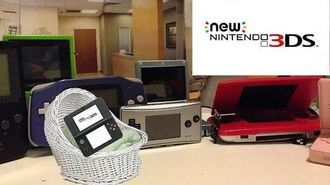 New Nintendo 3DS! Welcome to the Family (Stop Motion)