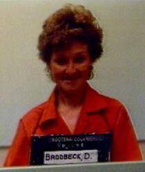 Diane brodbeck arrest