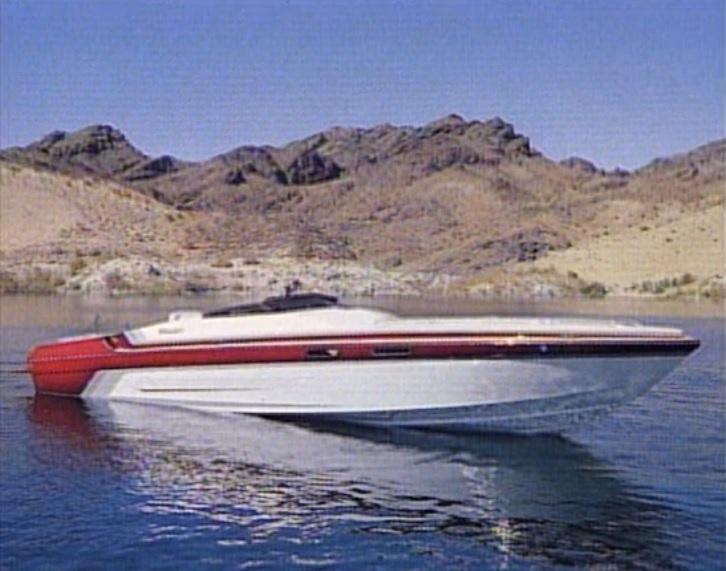 Stephanie booker speedboat