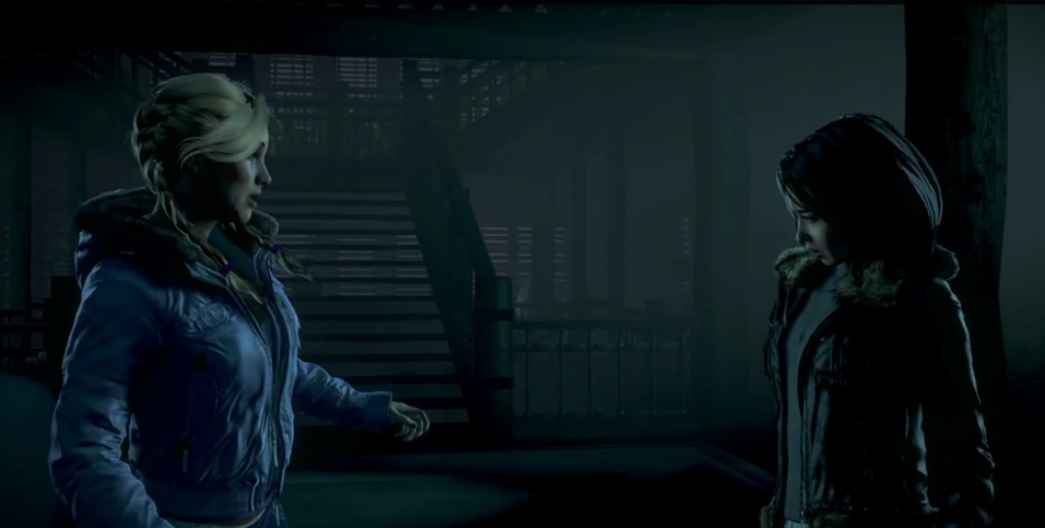 Until Dawn Capítulo 2: Jess and Emily